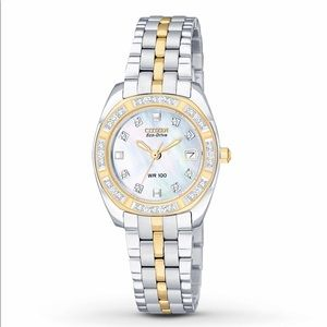 Citizen Women's MOP Diamond Paladion